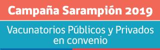 Campaña Sarampion